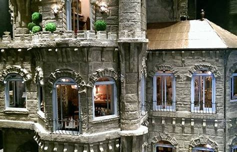 biggest doll house ever world s largest doll house is more expensive than a real mansion