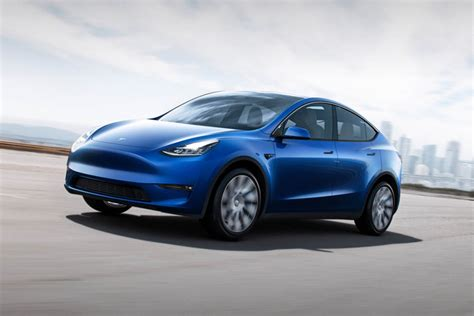 2019 Tesla Model U by Tesla D 233 Voile Quatri 232 Me Mod 232 Le Le Suv 7 Places Model Y