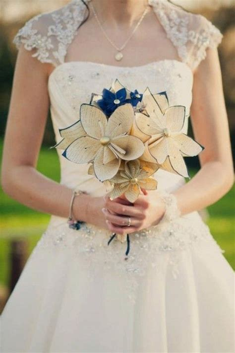 Origami Wedding Flowers - top 25 best origami wedding ideas on simple