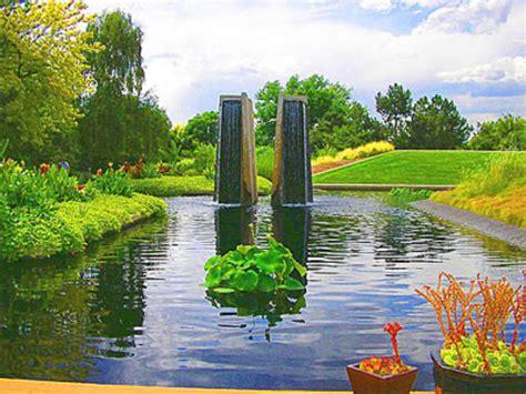 Denver Botanical Garden Japanese And Botanic Gardens Amazing Nature
