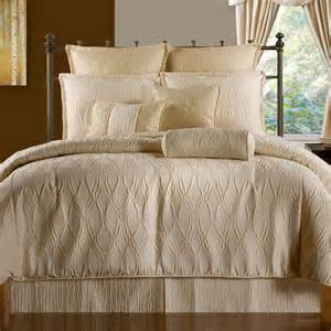 Gold Coverlet Sonoma Light Cream Comforter Bedding