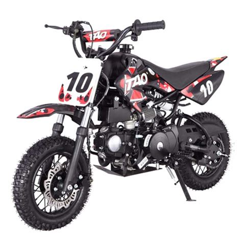 childrens motocross bike tao db10 kids motocross dirt bike