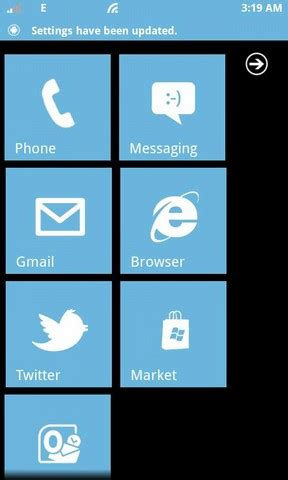theme line android theme file windows phone 7 theme for android