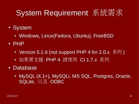 setup codeigniter xp codeigniter 2 0 x