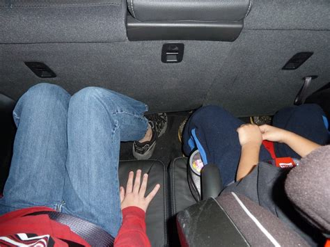 Kia Legroom Carseatblog The Most Trusted Source For Car Seat Reviews