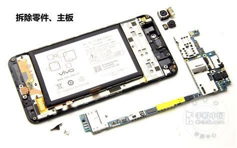 Lcd Vivo X3s vivo x3 teardown gizmochina