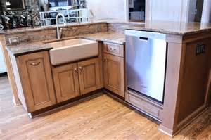 kitchen remodeling ideas for elevated dishwasher