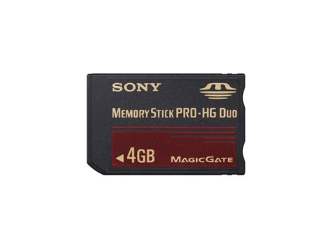 Memory Stick Pro Duo sony memory stick pro hg duo review engadget