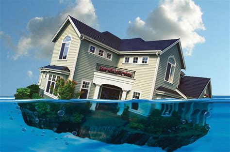 Houses Water by 1 In 10 Homeowners Still Underwater Says Zillow