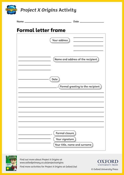 eyfs ks ks letter writing teachit primary
