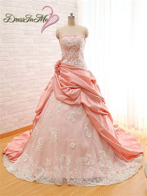 rose themed dress online buy wholesale bustle wedding dress from china