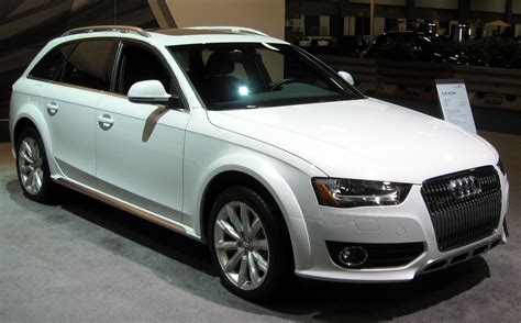 Audi Allroad 2012 by File 2012 Audi A4 Allroad 2012 Dc Jpg Wikimedia Commons