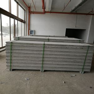lightweight eps cement sandwich wall panel  sound