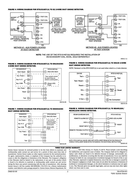 wiring diagram for duct smoke detector wiring diagram