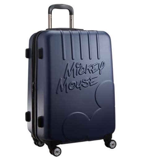 Travel Bag Carry Koper large mickey mouse luggage bag suitcases travel