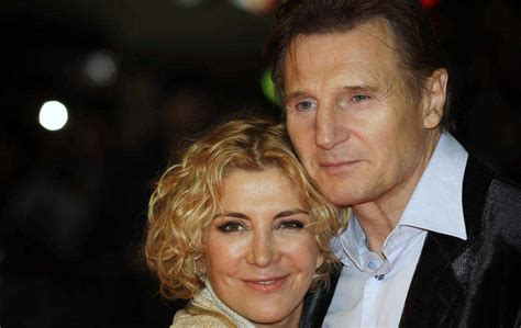 Wedding Song Morrison by Liam Neeson Tells How Serenaded Him With Morrison