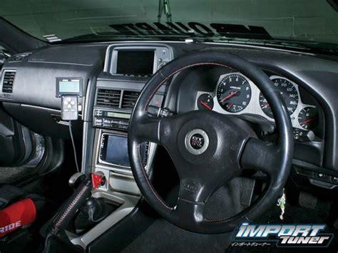 nissan skyline interior interior nissan skyline gtr r34 japanese fast cars