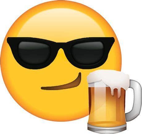 beer emoji pegatinas 171 beer shades secret emoji divertido meme de