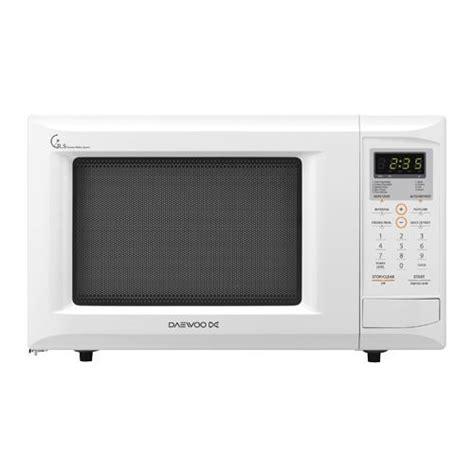 daewoo kor 9gda 0 9 cuft countertop microwave oven 900