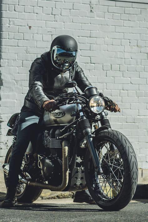 Triumph Auto Und Motorrad by Triumph Motorcycles Motorcycles Cafe Racer Scrambler