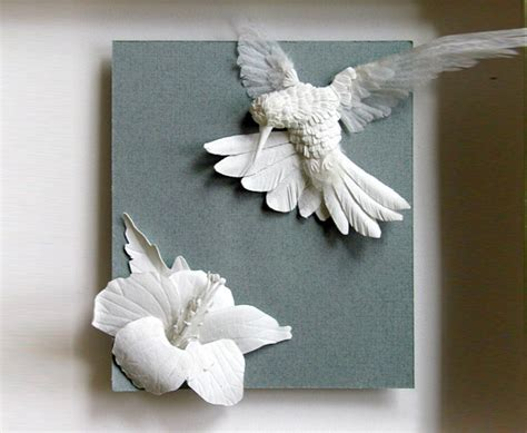 papercraft wall paper decoration httplometscom