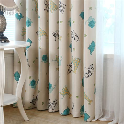 Elephant Curtains For Nursery Elephant Window Curtains Best Home Design 2018
