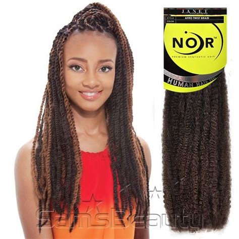 janet collection caribbean hair synthetic hair braids janet collection noir afro twist