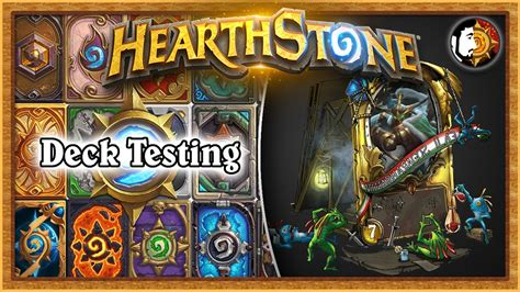 hearthstone deck rating hearthstone quest rogue deck testing