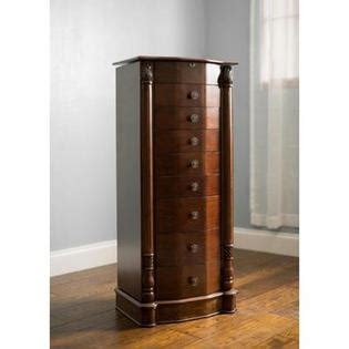 Stores That Sell Jewelry Armoire by Jewelry Armoire Stand Store Your Jewelry In Royal Style
