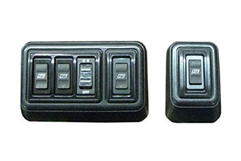 Switch Power Window Universal megatronix wks41 2 door illuminated universal power window switch kit with window lock