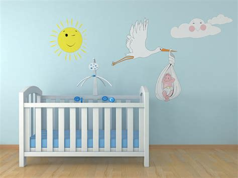 colorful nursery colorful nursery wall decals photo gallery babycenter