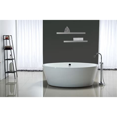 ove bathtub ove decors marilyn 67 quot x 43 quot soaking bathtub reviews wayfair