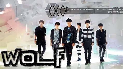 Ready Exo Vol 03 Exact exo wolf k mp3 hairstylegalleries