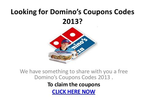 Dominos Gift Card Code - dominos coupons codes 2013