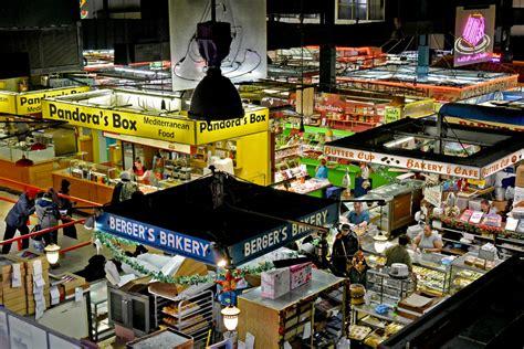 exploring lexington market s underground lexington market america s oldest public market