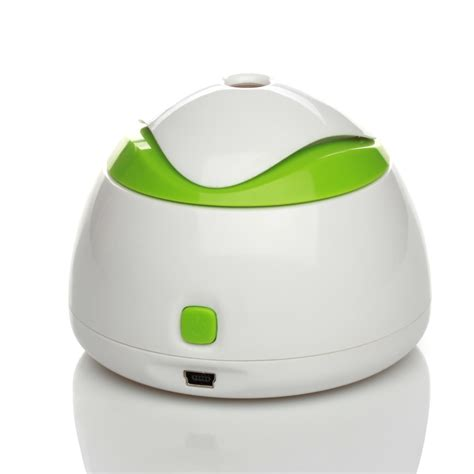 small humidifier for bedroom ce compass usb hmdf 338 grn mini air mist humidifier air