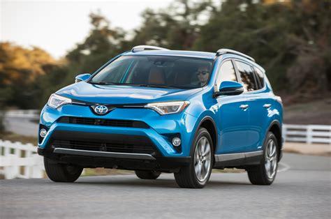toyota rav4 2016 toyota rav4 hybrid drive review