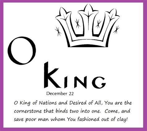 O King : By Hand, With Heart