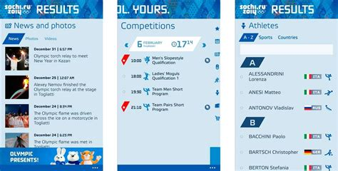 competition india 2014 results get ready for the 2014 winter olympics with the official
