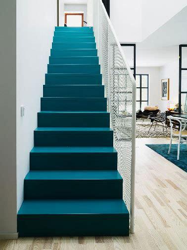 Escalier Dans Sejour by Escalier Peint Inspiration Couleur Et D 233 Co Deco Cool
