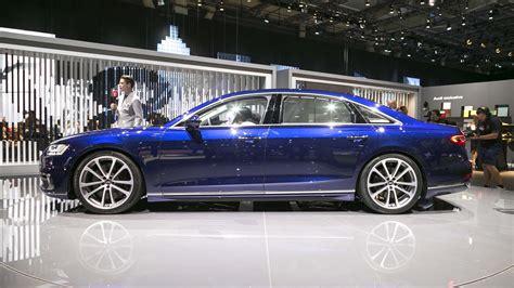 Audi A8l by 2018 Audi A8 A8l Preview