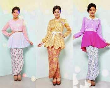 baju kurung moden untuk orang gemuk 8 jenis dan tipe model baju kurung wanita cantik terbaru