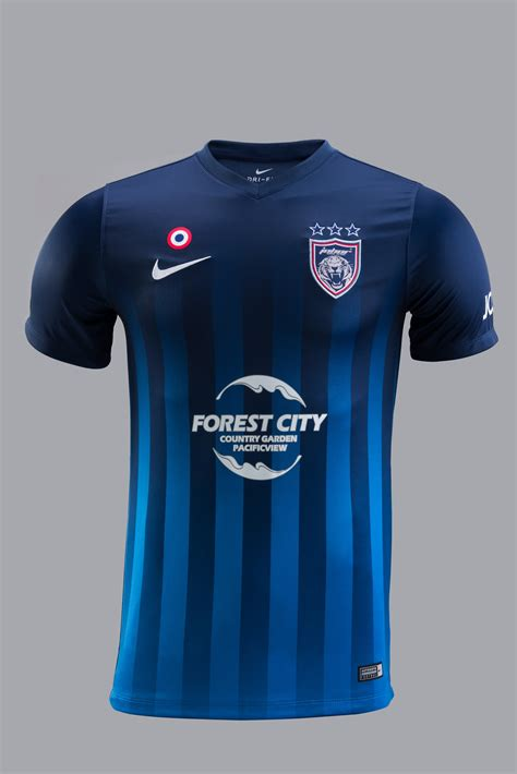 Limited Edition Jersey City Home 2017 2018 Grade Ori Official jdt nike home kit 2015 official website of johor darul ta apos