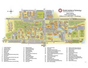 florida tech map gleason performing arts center