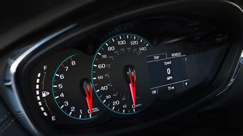 speedometer test chevrolet trax speedometer