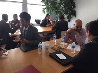 Jumpstart Financial Services Consulting Undergraduate Forum Mba Jumpstart by Speed Networking For Mba Students On A Nyc Business Road