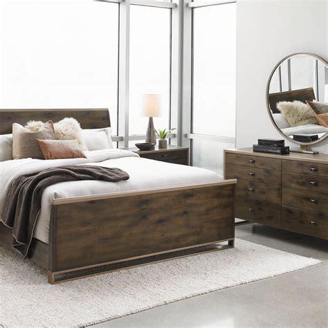 Bed Frames For Sale Gold Coast Manhattan Light Oak Frame Bed Max Sparrow