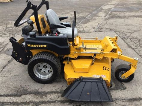 ebay zero turn mowers used hustler super z 932046 72 quot zero turn riding mower