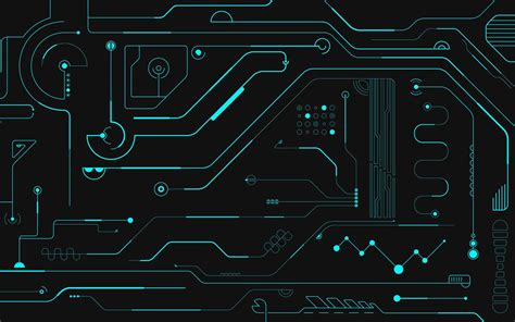 integrated circuit hd wallpaper circuit board backgrounds wallpaper cave