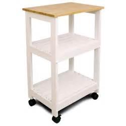 catskill craftsmen 81515 utility kitchen cart ebay